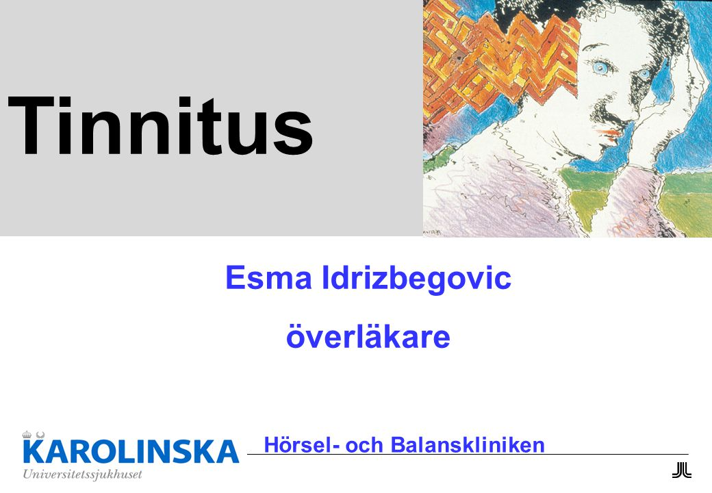 Esma Idrizbegovic överläkare