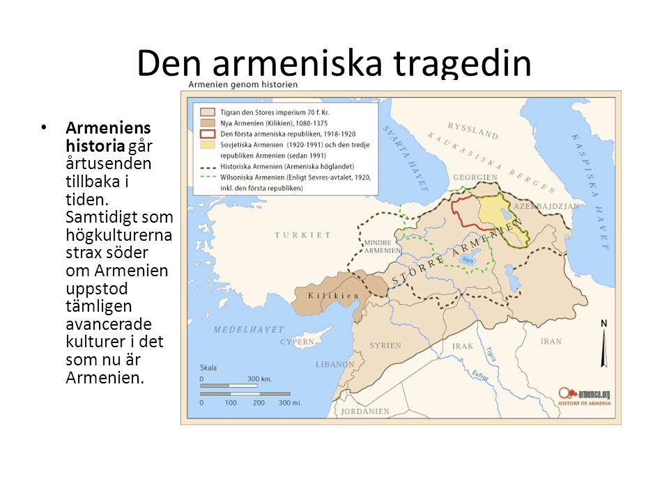Den armeniska tragedin