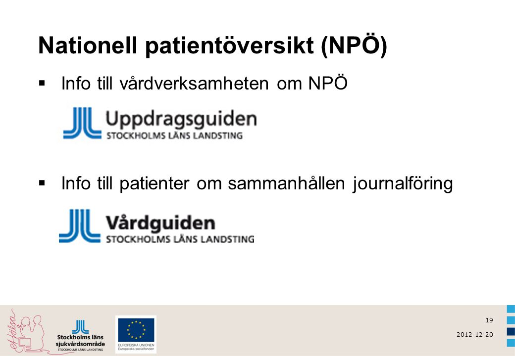 Nationell patientöversikt (NPÖ)