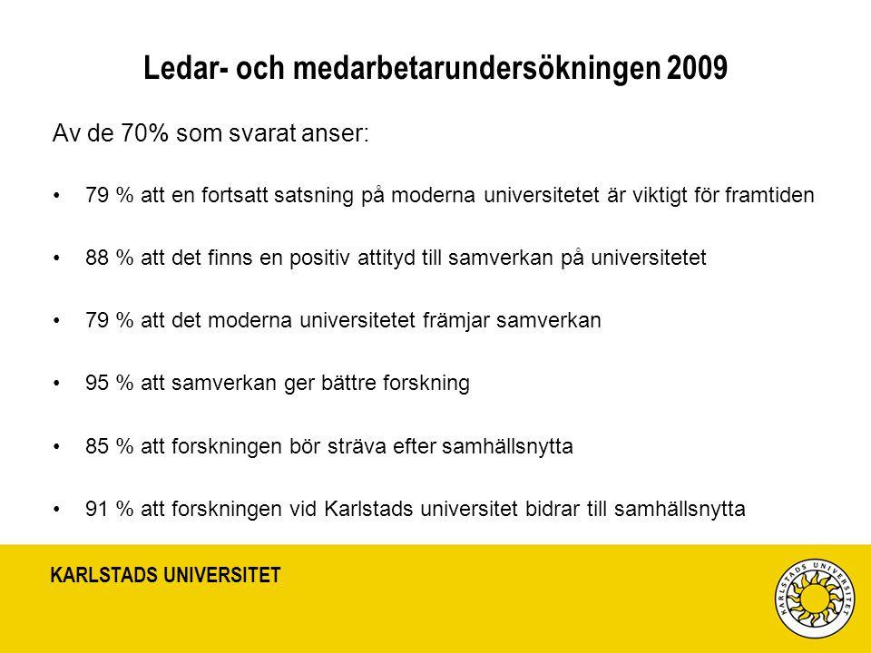 Ledar- och medarbetarundersökningen 2009