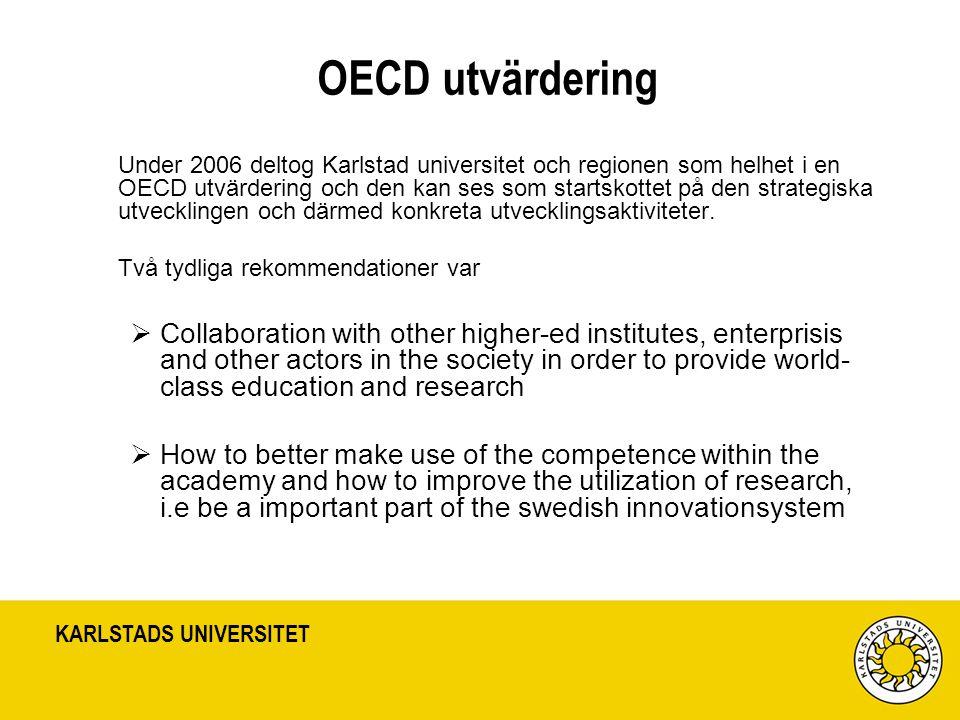 OECD utvärdering