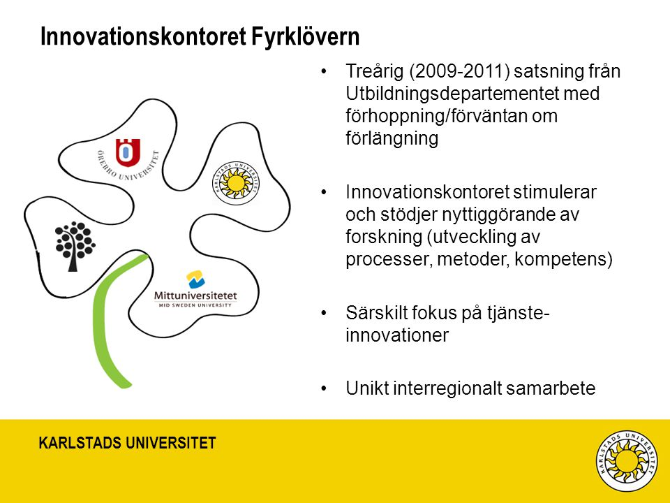 Innovationskontoret Fyrklövern