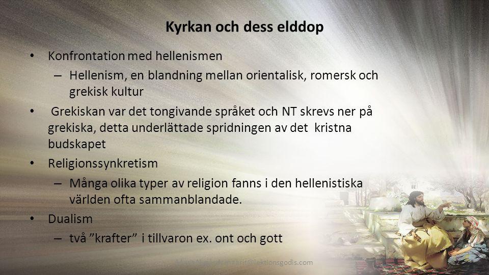 Marit Nygårds maarit@lektionsgodis.com