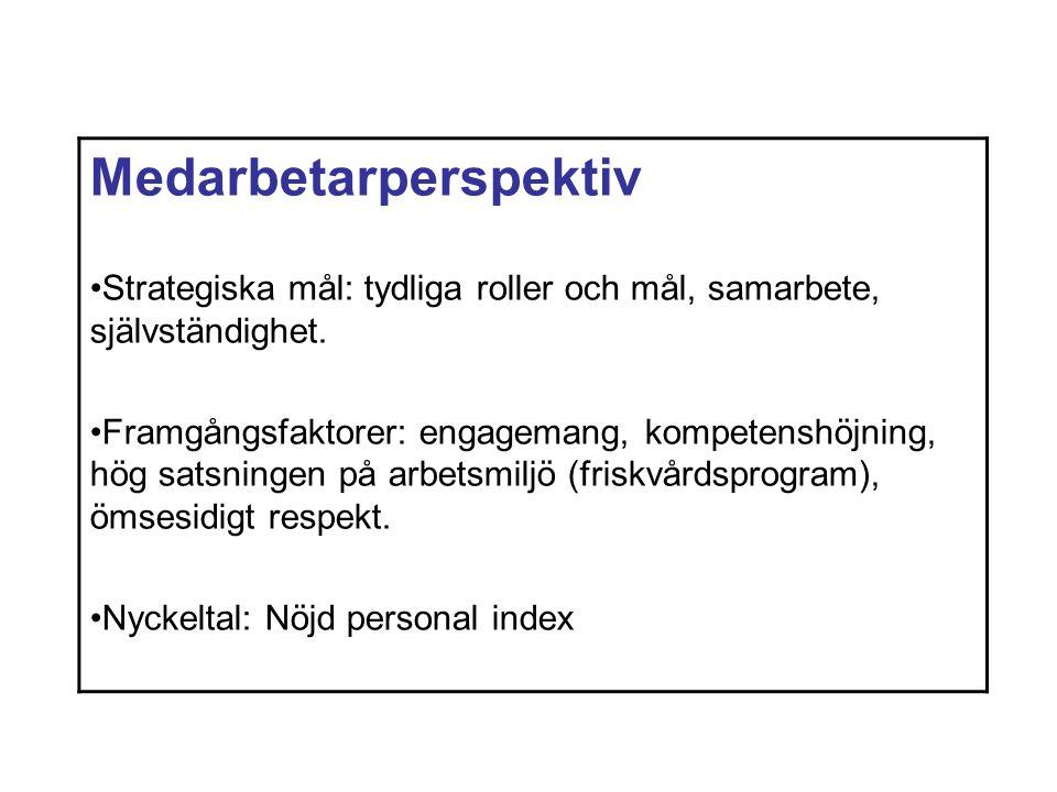 Medarbetarperspektiv
