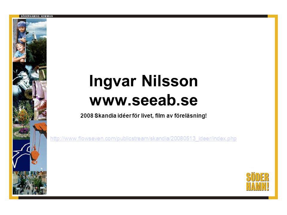 Ingvar Nilsson www.seeab.se