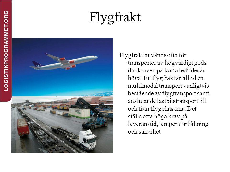 Flygfrakt