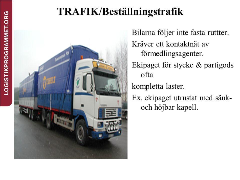TRAFIK/Beställningstrafik