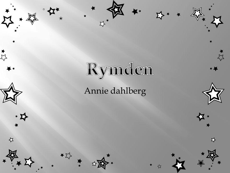 Rymden Annie dahlberg