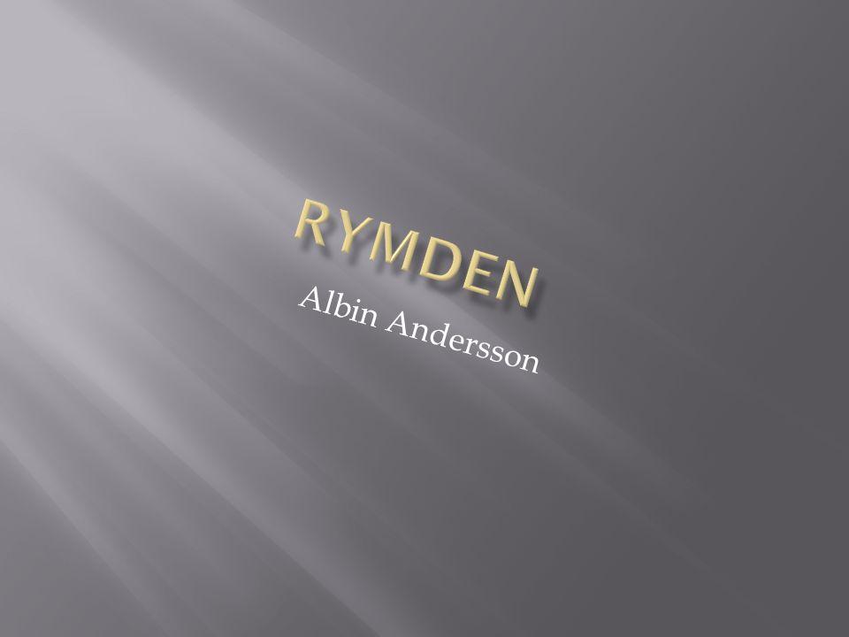 Rymden Albin Andersson