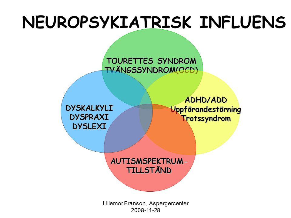 NEUROPSYKIATRISK INFLUENS