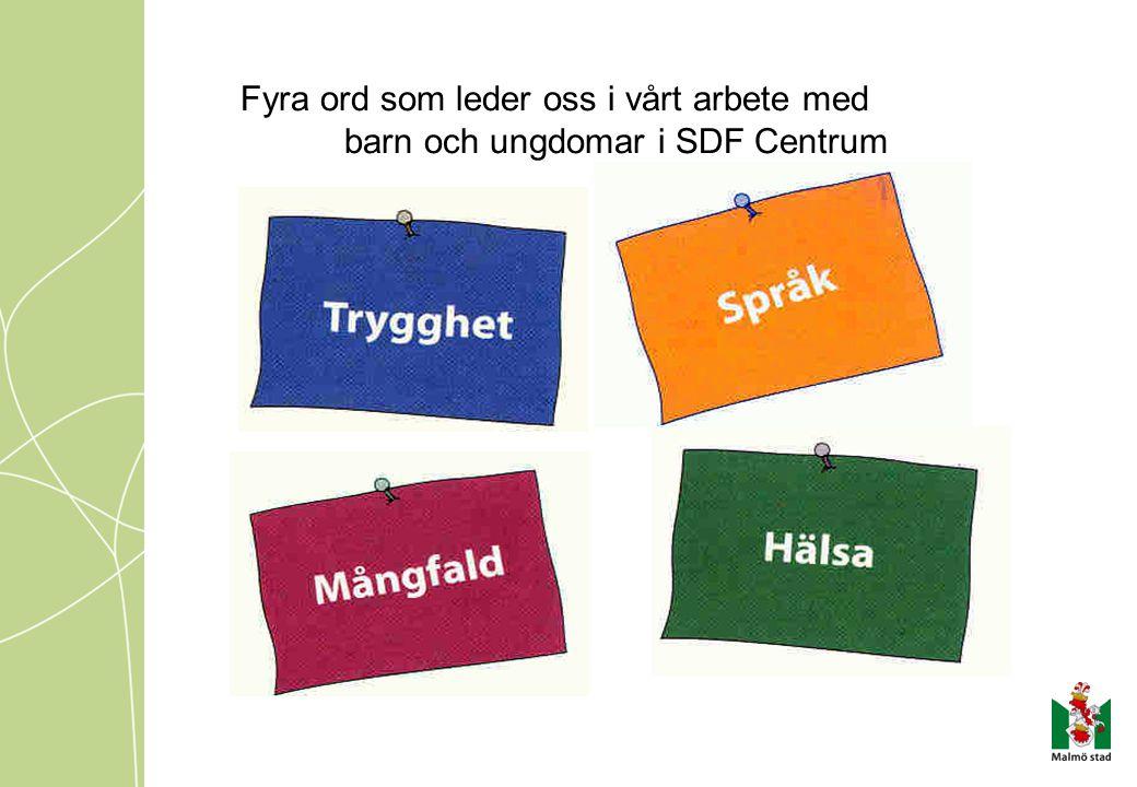barn och ungdomar i SDF Centrum