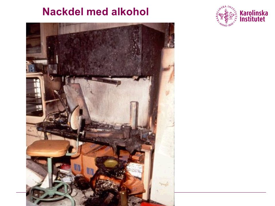 Nackdel med alkohol Biosafety - Disease