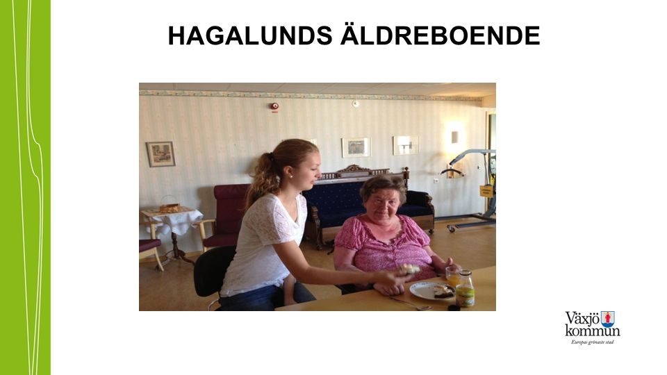 HAGALUNDS ÄLDREBOENDE