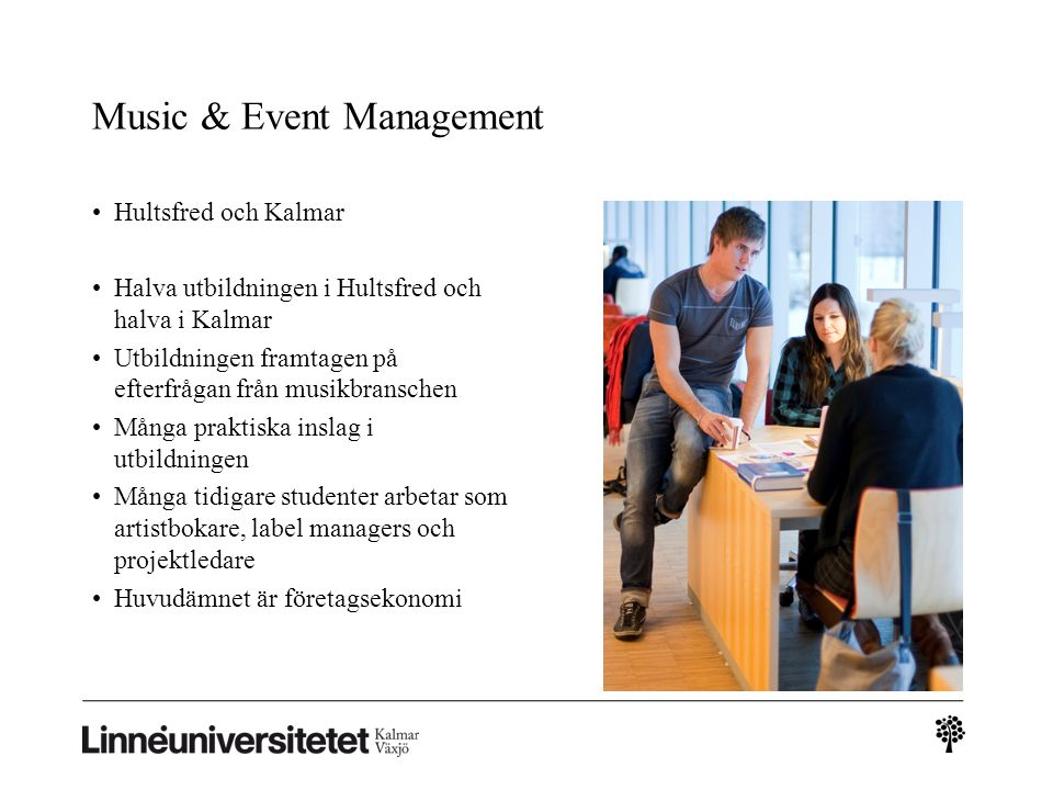 Music & Event Management