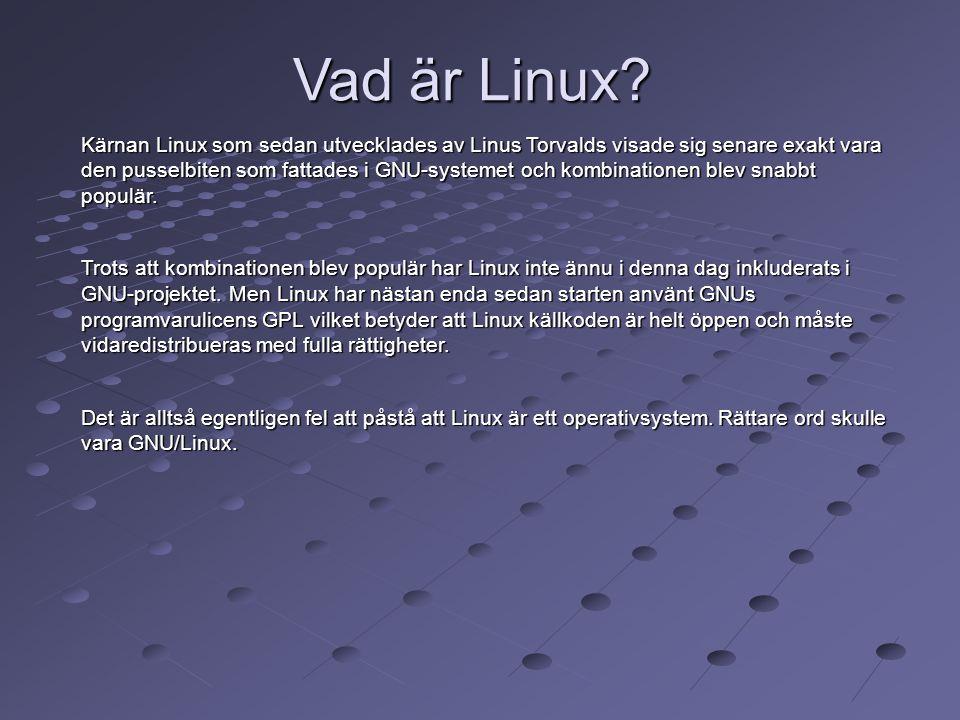 Vad är Linux
