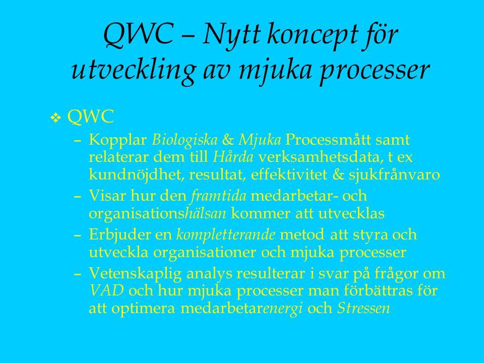 QWC – Nytt koncept för utveckling av mjuka processer