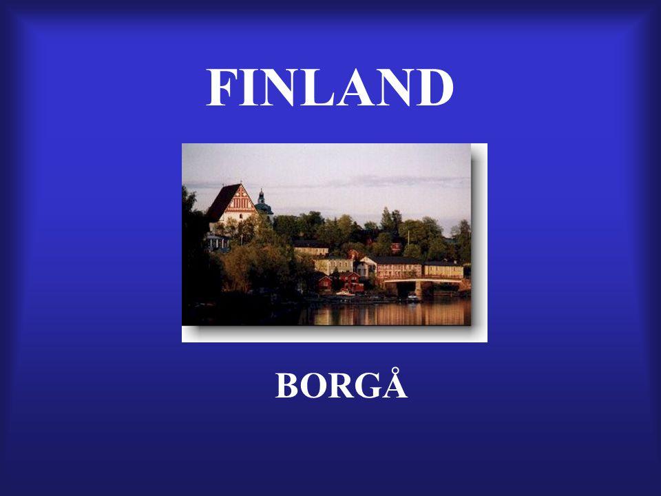 FINLAND BORGÅ
