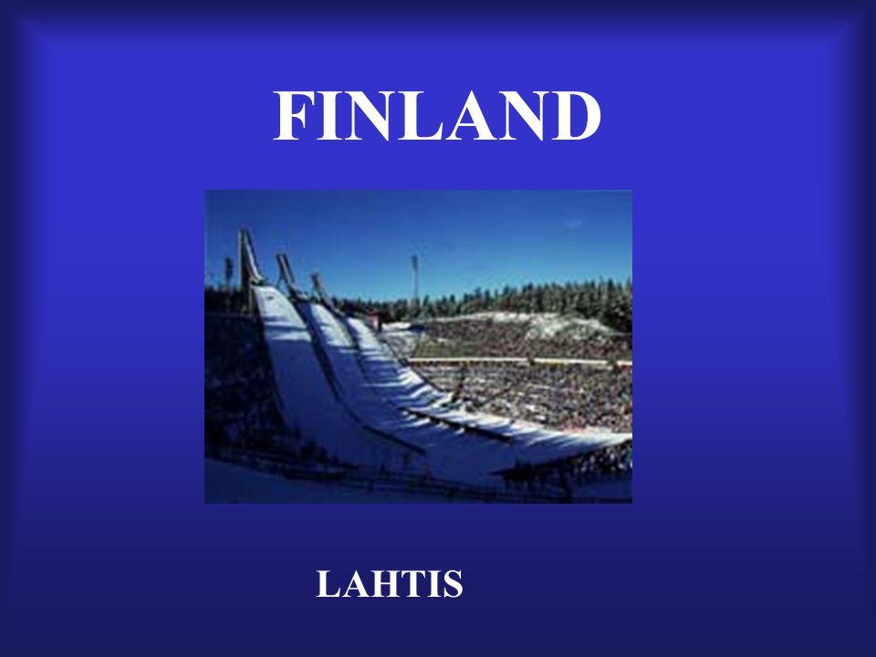 FINLAND LAHTIS