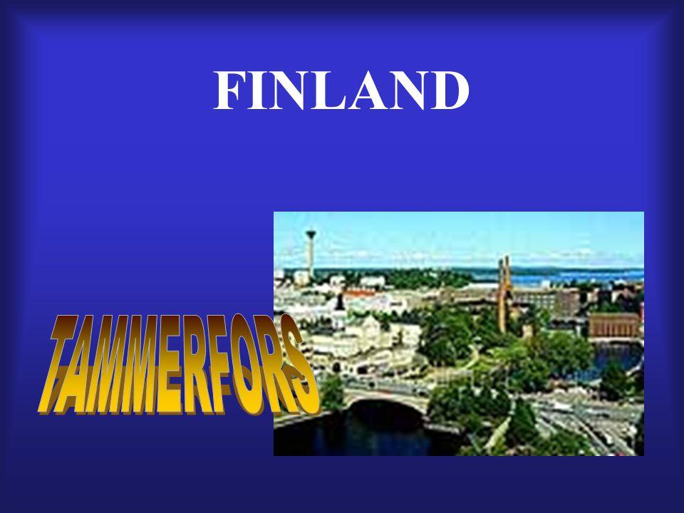 FINLAND TAMMERFORS