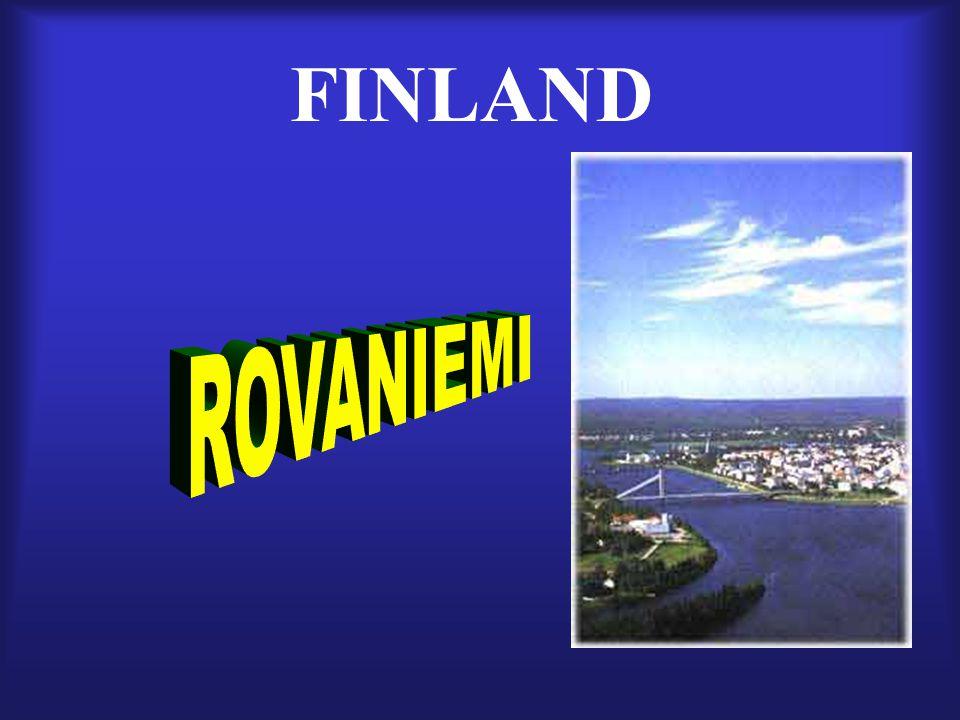 FINLAND ROVANIEMI