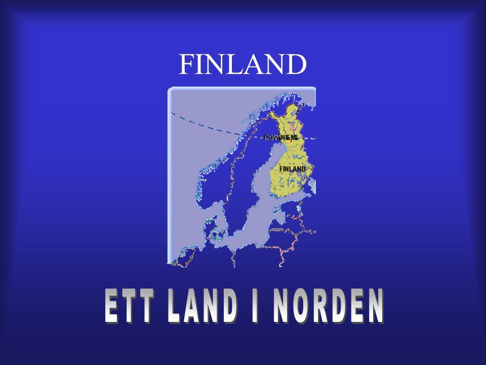 FINLAND ETT LAND I NORDEN