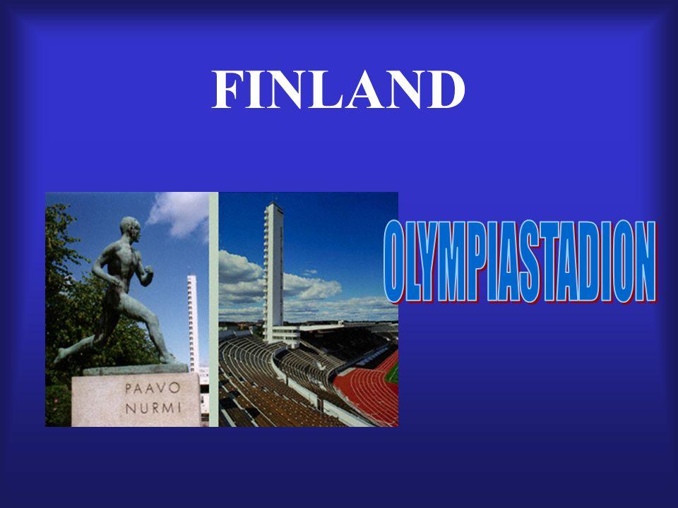 FINLAND OLYMPIASTADION