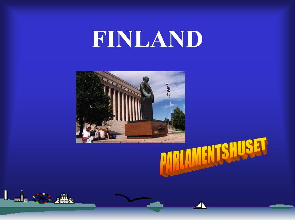 FINLAND PARLAMENTSHUSET