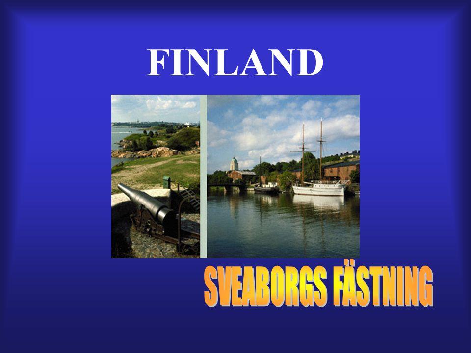 FINLAND SVEABORGS FÄSTNING