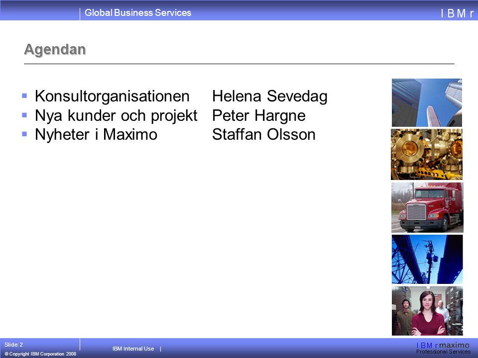 Konsultorganisationen Helena Sevedag