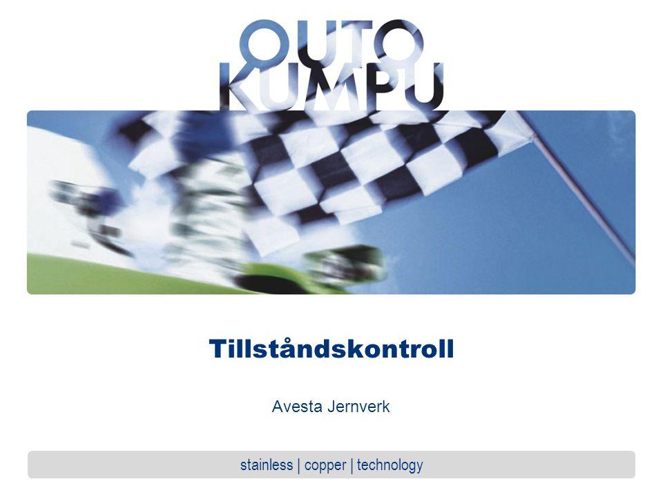 2017-04-06 Tillståndskontroll Avesta Jernverk