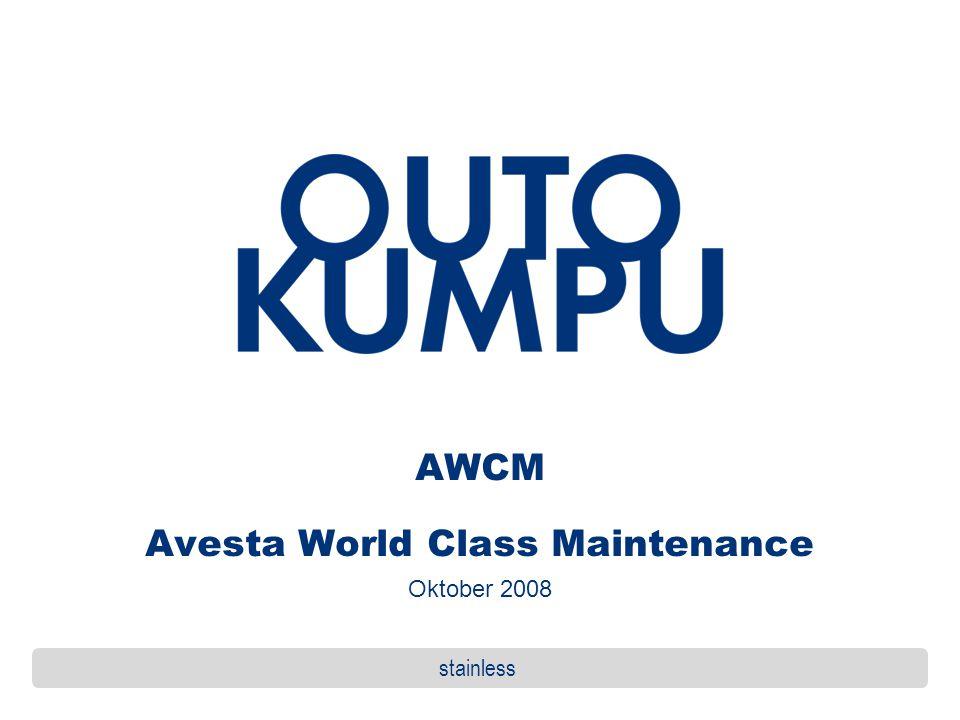 AWCM Avesta World Class Maintenance