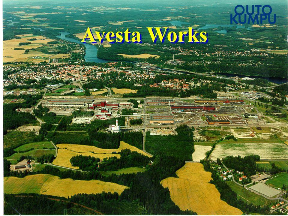 Avesta Works