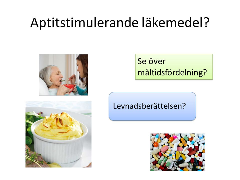 Aptitstimulerande läkemedel