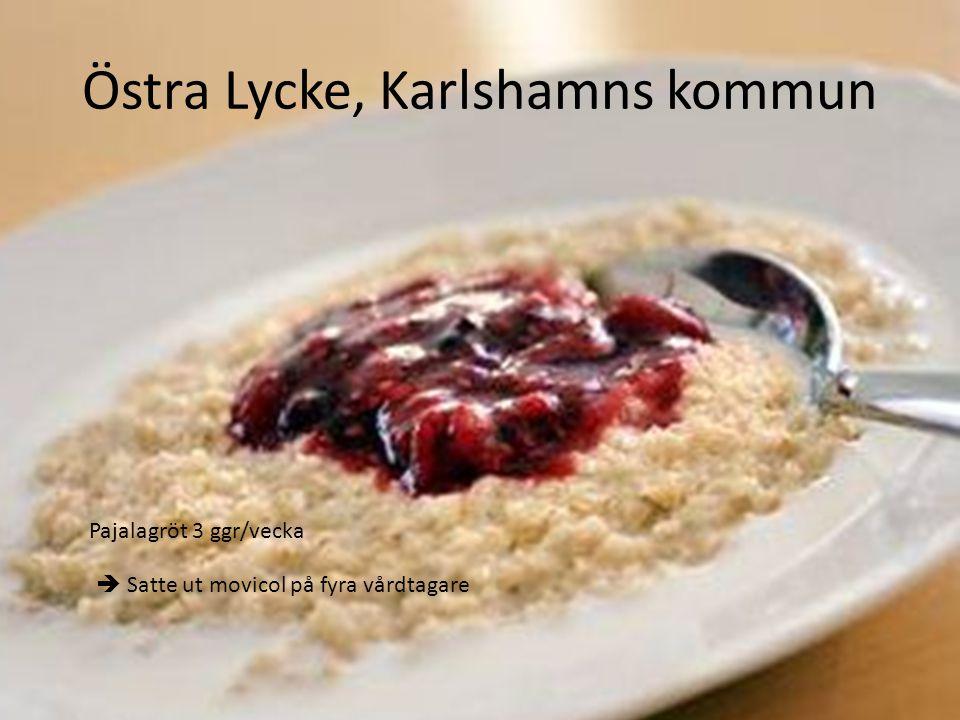 Östra Lycke, Karlshamns kommun