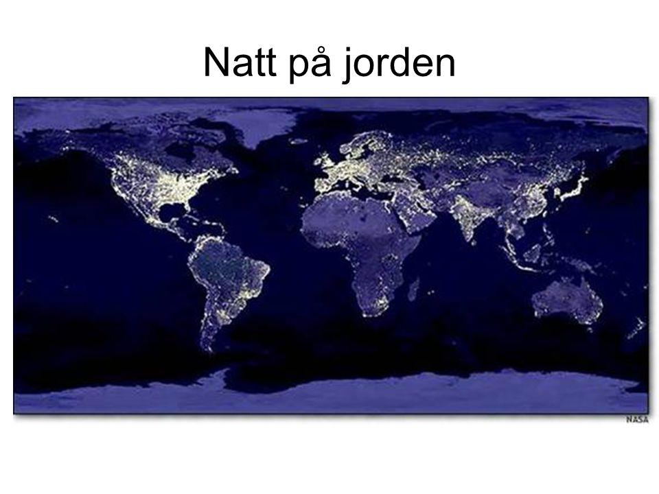 Natt på jorden