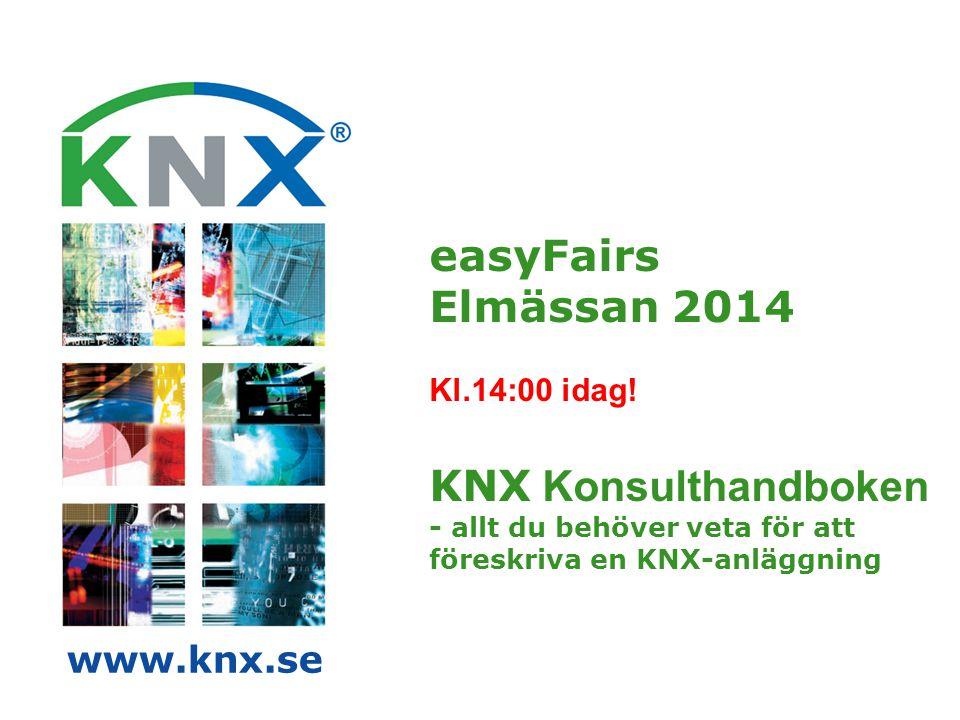 easyFairs Elmässan 2014 Kl. 14:00 idag
