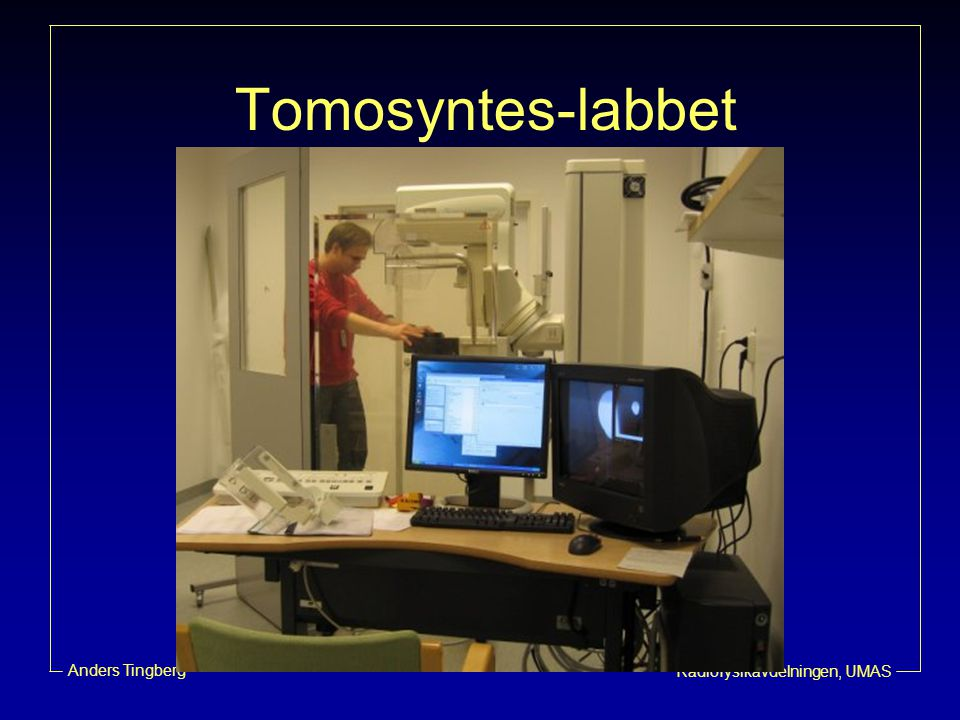 Tomosyntes-labbet