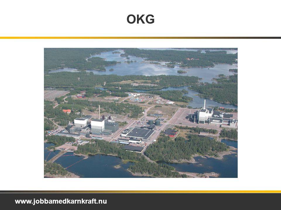OKG Oskarskarshamns Kraftgrupp AB (OKG) Ägare: