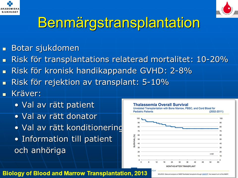 Benmärgstransplantation