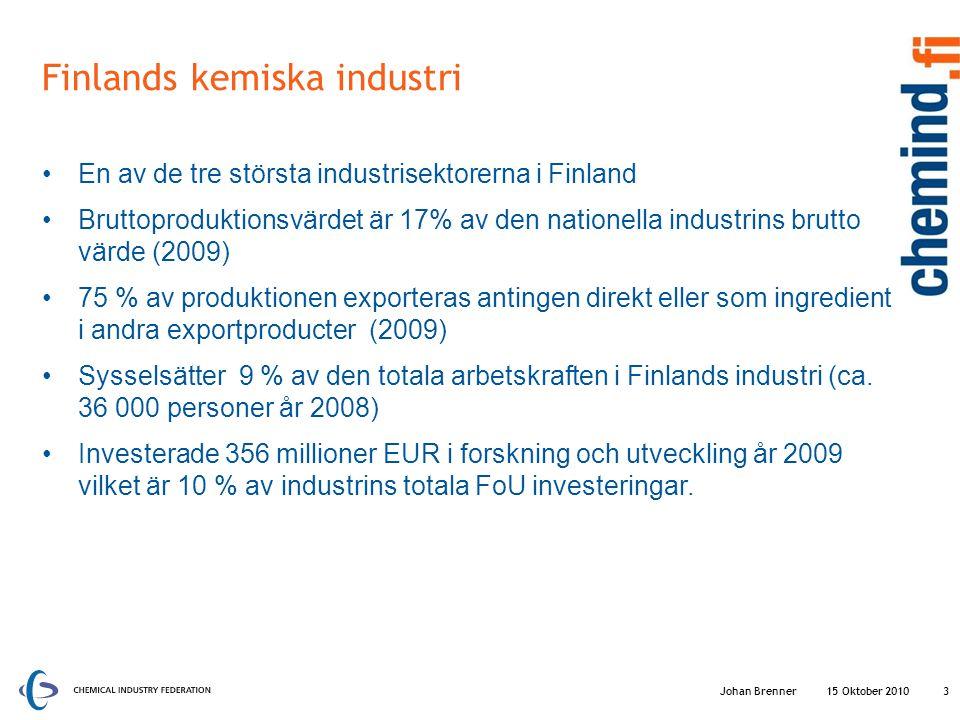 Finlands kemiska industri