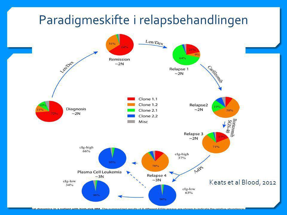 Paradigmeskifte i relapsbehandlingen