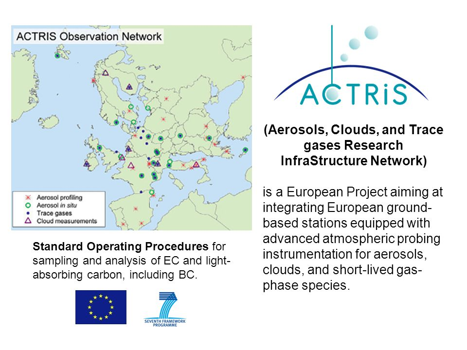 (Aerosols, Clouds, and Trace gases Research InfraStructure Network)