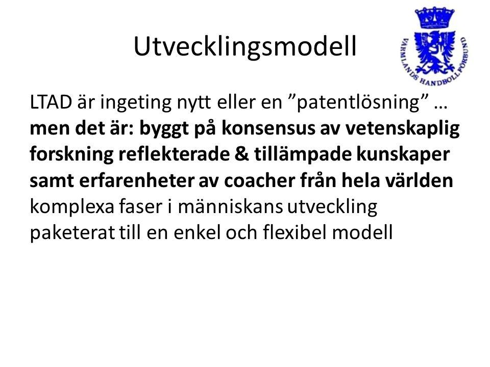 Utvecklingsmodell