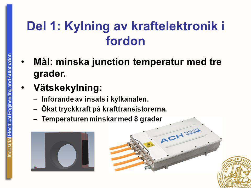 Del 1: Kylning av kraftelektronik i fordon