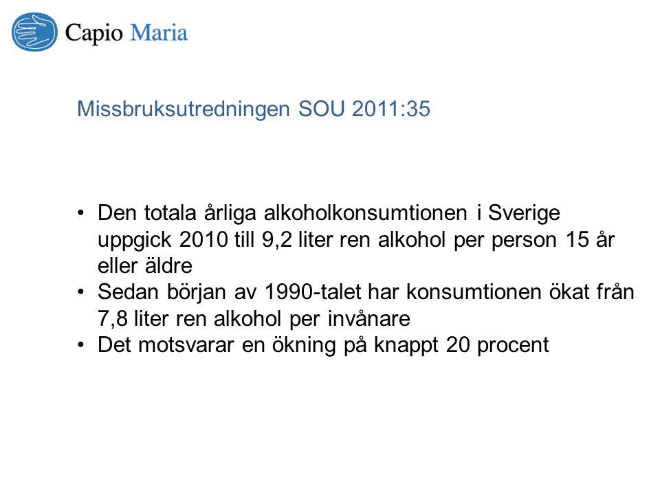 Missbruksutredningen SOU 2011:35