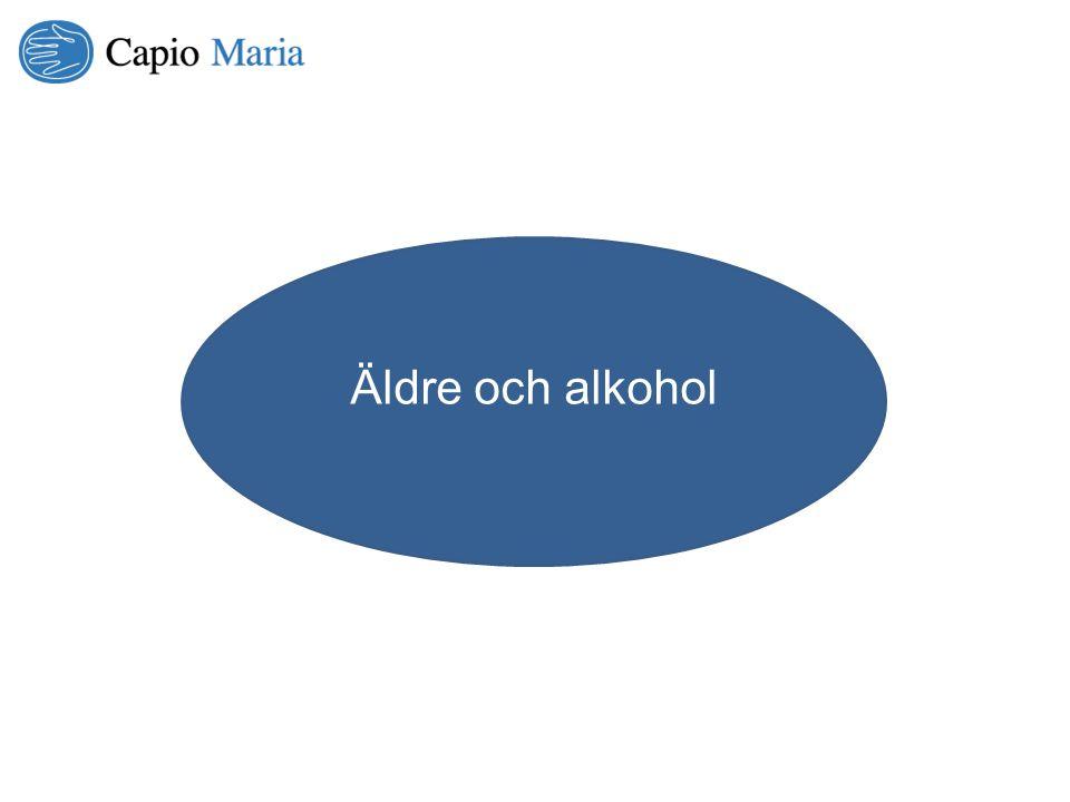 Äldre och alkohol