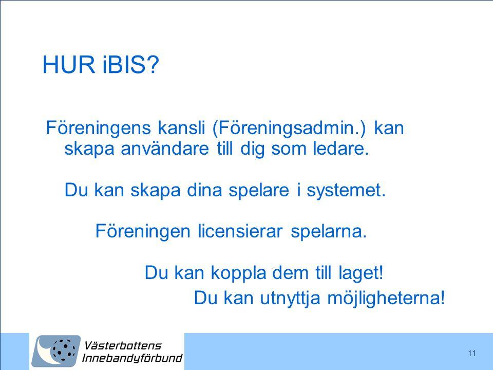 HUR iBIS