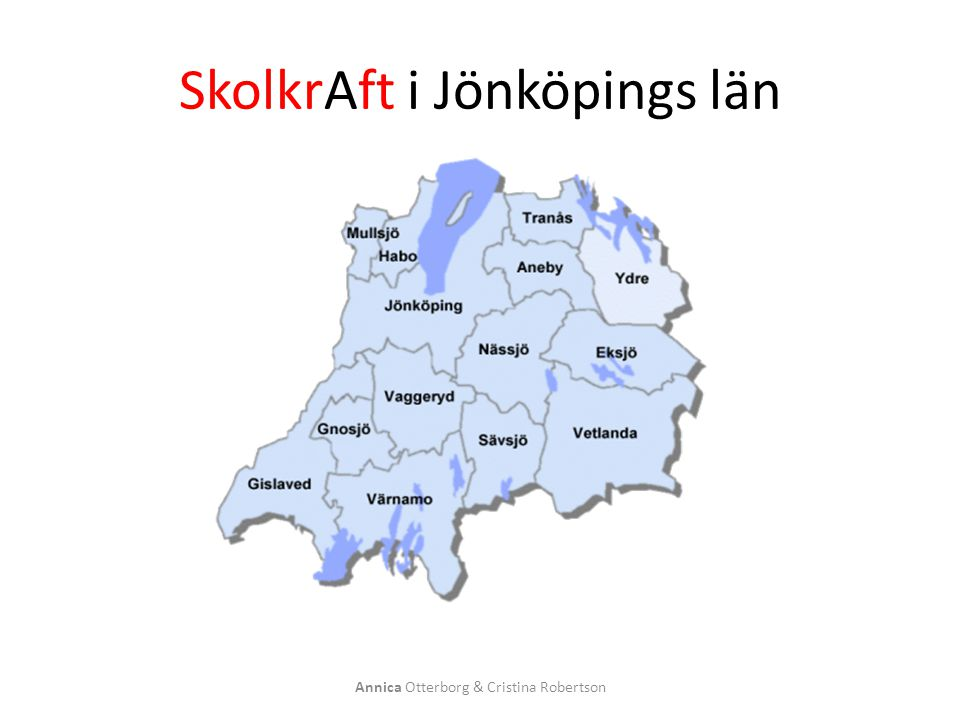 SkolkrAft i Jönköpings län