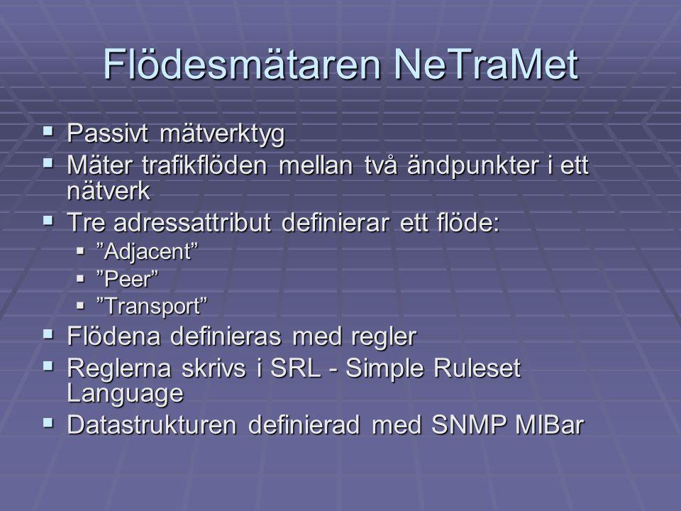 Flödesmätaren NeTraMet