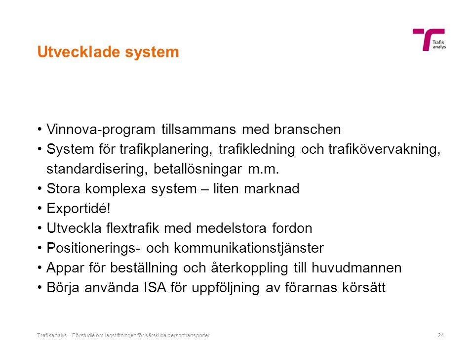 Principer för omreglering